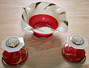 Indiana Artura Console Set Red White (Image1)