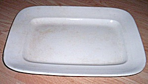 Large A.j. Wilkinson Rectangle Tray