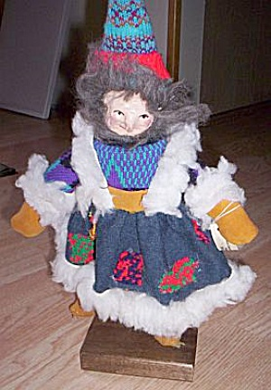 North Country Collectibles Lena Doll
