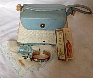 Vintage Child�s Sunday Best Purse Plus (Image1)