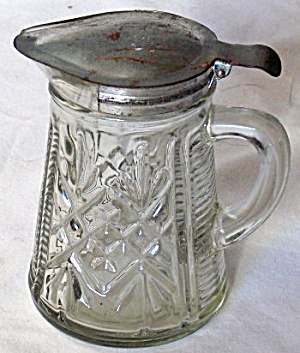 Antique Molasses Can/Syrup Dispenser (Image1)