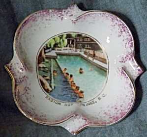 ESD Japan Radium Hot Springs Souvenir  (Image1)