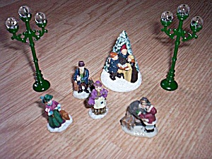 Christmas Village People Lights (Image1)