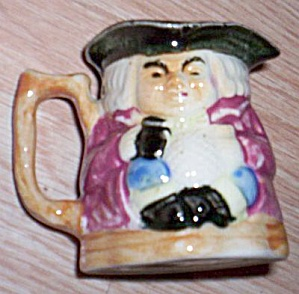 Occupied Japan Miniature Toby Mug (Image1)