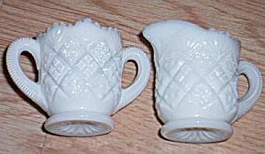 Westmoreland Thumbelina Cream and Sugar Set (Image1)
