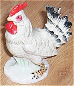 Vintage Rooster Ceramic Figurine (Image1)