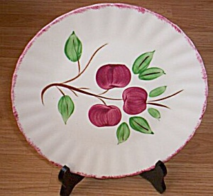 Blue Ridge Dinner Plate Cherry Bounce