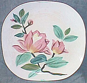 Red Wing Dinner Plate Concord Shape Blossom Time (Image1)