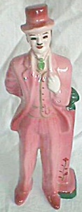 Art Deco Charlie Chaplan Figurine Free Shipping