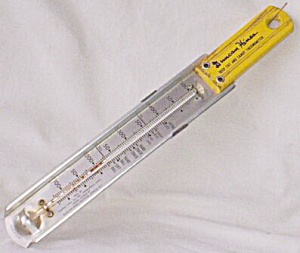 Vintage Duncan Hines Deep Fat & Candy Thermometer