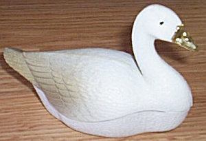 Vintage Goose That Laid The Golden Egg Shakers