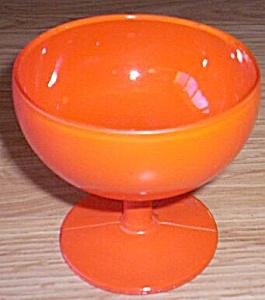 Vintage Fired On Orange Sherbet (Image1)