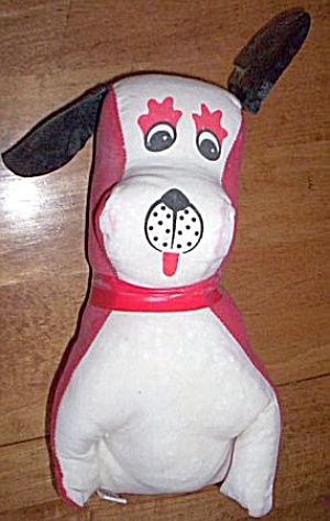 Vintage Child's Autograph Dog (Image1)