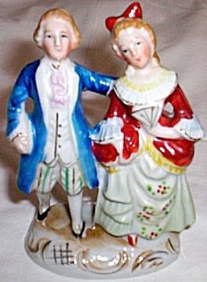 Occupied Japan Period Couple Figurine (Image1)