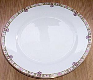 2 Noritake Nippon Plates Regina (Image1)
