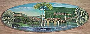 Souvenir Heidelberg Wall Hanging (Image1)