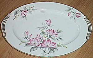 Noritake Oval Meat/Serving Platter Clayton (Image1)