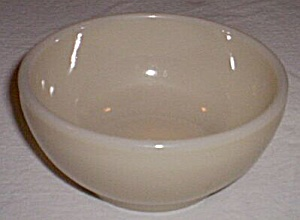 Fire King Ivory Soup Bowl (Image1)