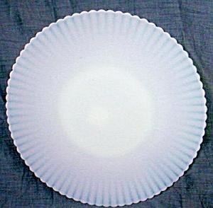 "Macbeth-Evans 10"" Petalware Salver Plate (Image1)"