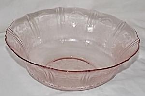 American Sweetheart Pink Large Fruit Bowl (Image1)