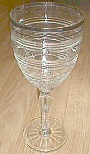 Hocking Glass Goblet Ring AKA Banded Rings 1927-1933 (Image1)
