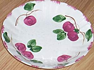 Blue Ridge China Soup Bowl Crab Apple (Image1)