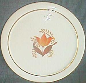 Harker Modern Tulip Cake Plate (Image1)