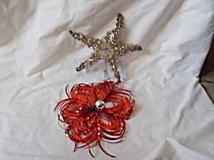 Antique Tree Topper and Wreath (Image1)