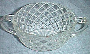 Hocking Glass Waterford Open Sugar (Image1)