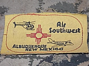 Vintage Air Southwest Albuquerque Nm Patch