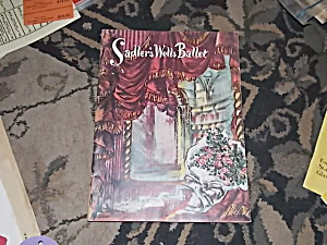 Sadler's Wells Ballet Booklet