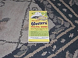 Vintage Best Western Travel Guide