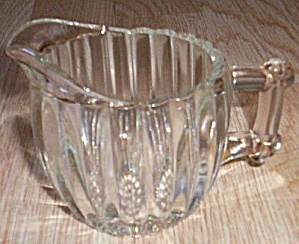 Jeannette Glass Creamer National (Image1)