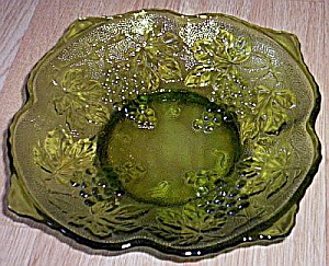 Anchor Hocking Console Bowl Pattern Vintage (Image1)
