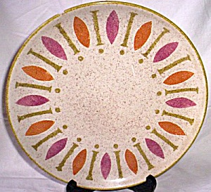Red Wing Pepe Dinner Plate (Image1)