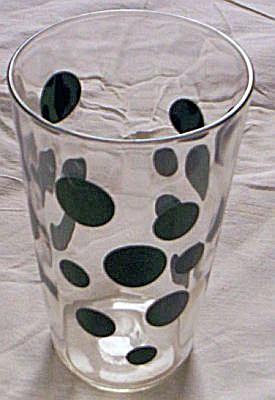 Crystal w/ Black Polka Dots Tumbler (Image1)