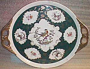 Large Porcelain Serving Tray Victoria Austria (Image1)