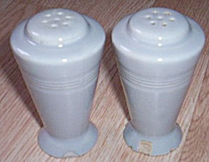 Pair Vintage Cone Shakers Gray (Image1)