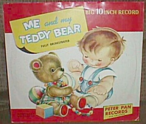 Me and My Teddy Peter Pan Records 1952 NM (Image1)