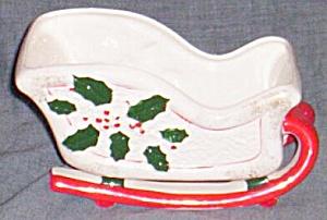 Nippon Yoko Boeki Co Christmas Sleigh (Image1)