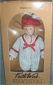 Faith Wick Silvestri Toddler Boy Doll 30009 (Image1)