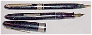 Wearever Monogrammed Fountain Pen & Pencil Set (Image1)