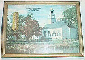 New Hartford Hardware Advertising Thermometer Calendar (Image1)