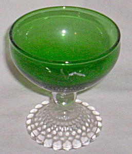 Hocking Glass Bubble Champagne Tall Sherbet (Image1)