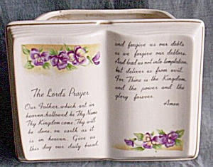 Arnart �The Lord�s Prayer� Planter (Image1)