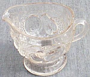 Westmoreland Della Robbia Crystal Creamer (Image1)