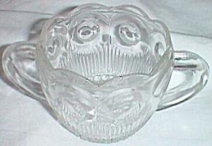 US Glass/ Bartlett-Collins  Manhattan Open Sugar (Image1)