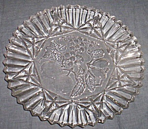 Federal Glass Pioneer Serving Tray (Image1)
