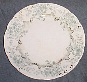 W.H. Grindley Luncheon Plate Antique (Image1)