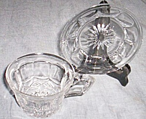 Heisy Bread & Butter Plate Cup Free Shipping (Image1)